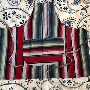 Accessories - Rasta style apron